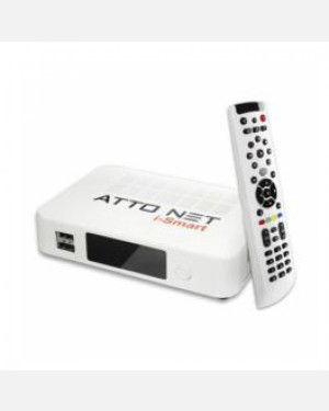 Atto Net I-Smart - HD Android  WiFI HDMI Receptor sem Antena