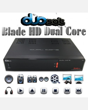 Duosat Blade HD Dual Core + WIFI