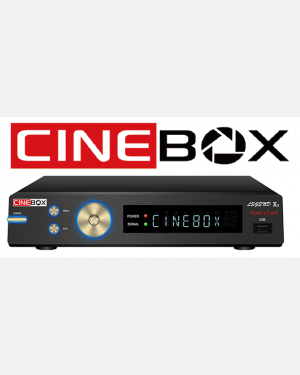 RECEPTOR CINEBOX LEGEND X2 IKS SKS