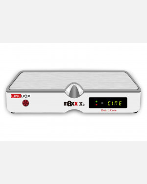 Cinebox Fantasia MAXX X2 - ACM iks sks Iptv Dual Core