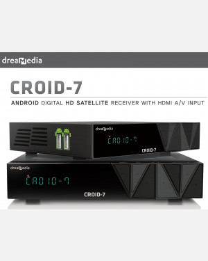 Dreamedia Croid-7 Wifi Full HD Android SKS IKS IPTV PSp