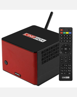 Receptor Cinebox Extremo  - Receptor Full HD + Speaker  - Lançamento 2019