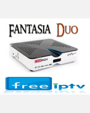 Cinebox fantasia Duo HD