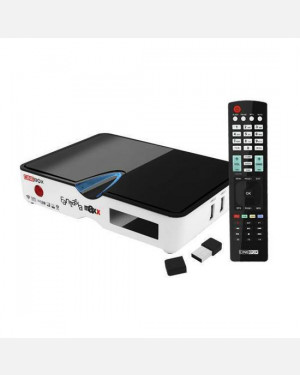 Cinebox Fantasia Maxx - HD WiFi IPTV 3D 3 Tuner TV