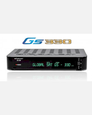 Receptor Globalsat GS330 - SMART VOD HD WIFI