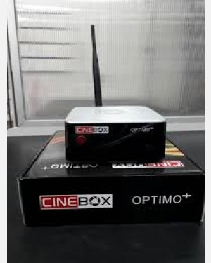RECEPTOR CINEBOX OPTIMO + PLUS - WIFI IPTV ACM