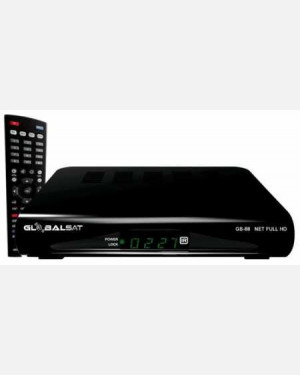 Receptor GLOBALSAT GS88 CS FULL HD