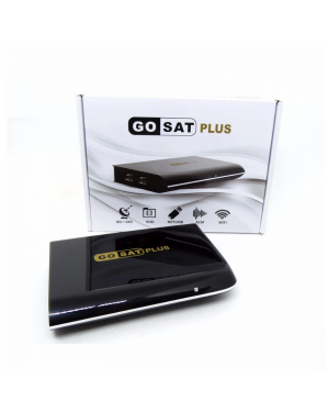 Receptor Gosat Plus - ACM  WiFi  FULL HD VOD NETLINK