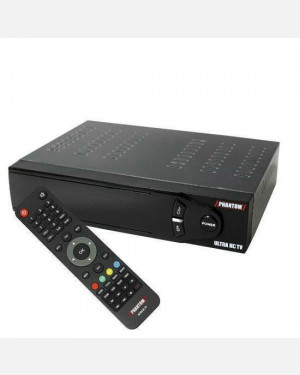 RECEPTOR PHANTOM ULTRA HD TV - IKS SKS CS TV Digital  On-Demand IPTV