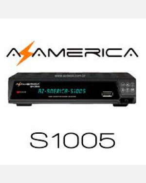Azamerica S1005 HD + WIFI + USB