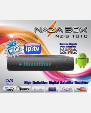 Nazabox NZ s1010 HD