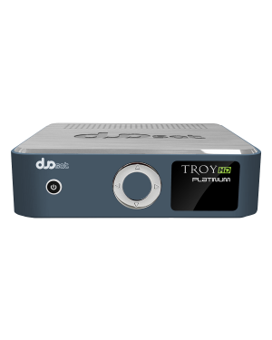 Receptor Duosat Troy HD Platinum - Full HD / IKS / SKS