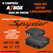 Receptor AZBOX SPYDER - 3 TUNNERS H.265 WIFI ACM